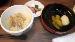 ニセコ米と道内産山菜
