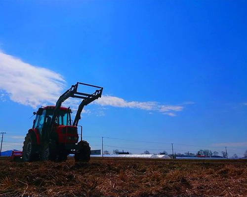 田んぼ起こし西間農園